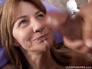 Cougars;Grannies;Hardcore;Matures;MILFs;Amateur Facial Cumshot;Sticky;Enjoys;Old Spunkers Shy mature...