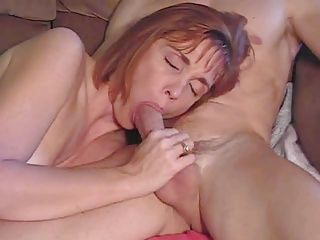 Facials;Matures;Redheads;Squirting;Redhead;Mature Sucks Cock;Mature Sucks Mature sucks cock...