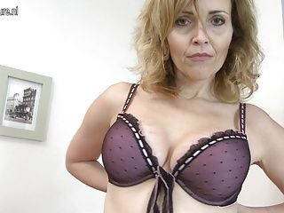 Amateur;Grannies;Matures;MILFs;Stockings;HD Videos;Cougars;Cougar Mature;Mother;Playing;Mature NL Cougar mother playing with her mature...