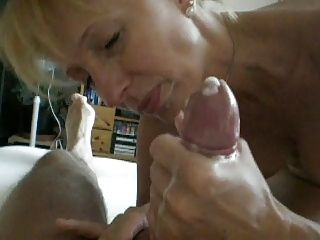 Amateur;Blondes;Blowjobs;Matures;Home Made;Mother;Wife Mature blonde...