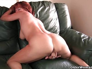 British;Grannies;Masturbation;Matures;MILFs;HD Videos;Redhead;Masturbating;Big Tits;Natural Tits;Masturbates;Solo;Older Women;Dildo;Granny;Mother;Grandma;GILF;Finger Fuck;English;Older Woman Fun Redheaded mom plays with her nipples...