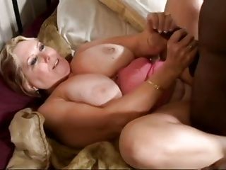 Big Boobs;Grannies;Interracial;Matures;Chubby;GILF;GILF Fucking;Chubby Fucking;Fucking IR fucking a chubby GILF