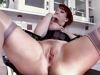 Big Boobs;Matures;Redheads Red-Solo