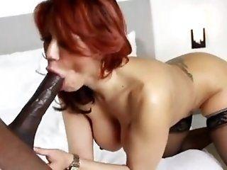 Big Tits,Cumshots,Interracial,MILFs,Mature AVA DEVINE