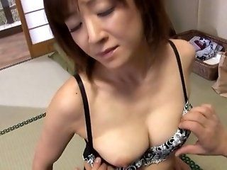 Asian,Japanese,Mature,Amateur,Blowjob,Cumshots,Facial,POV,Stockings,Hardcore,Fingering Alluring Asian...