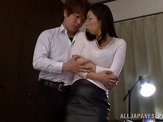 Asian,Japanese,Mature,Big Tits,Blowjob,Cumshots,Hardcore,Fingering Yukino Shindou...
