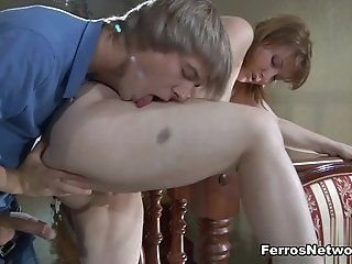 Hardcore,Mature,Stockings,Redhead,BBW Nasty sexyster Benjamin was sneak...