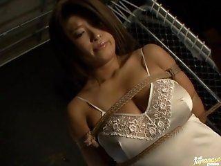 Asian,Japanese,Anal,Big Tits,Dildos/Toys,Mature,BDSM,Hardcore Miu Nishiki is a...
