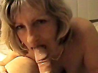 Cumshot;Mature;Blonde Real Fuck