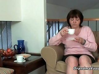 Mature,Big Tits,Blowjob,Brunette Very nasty...