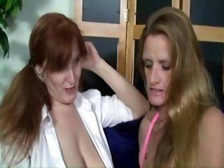 Big Tits,Grannies,Lesbian,Strapon,Mature