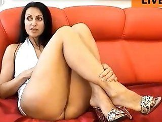 Mature;Blonde;Lingerie 9th Web Cam Model...