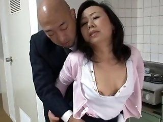 Mature A hot aged Japanese mamma is longing...