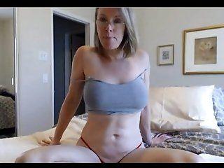 Big Tits;Mature;Blonde;Lingerie 18th Web Cam...