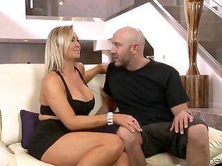 Mature;Blonde;HD Abbey Brooks Anal...
