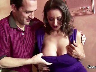 Big Tits;Blowjob;Cumshot;Mature;MILF;HD Big Natural Tit...