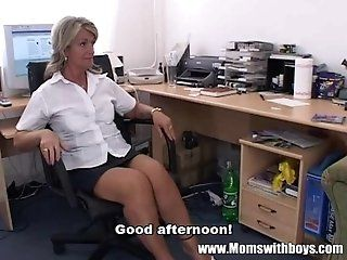 Hardcore,Mature,MILFs Looking for a job...