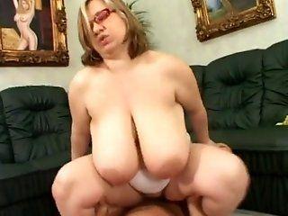 Mature,Big Tits,Blonde Big breasted...