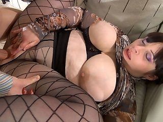 Fetish,Mature,Stockings,Brunette,BBW,Big Tits,Big Butt,Hardcore,Oldie Nasty mature...