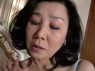 Japanese,Mature Mother desire...