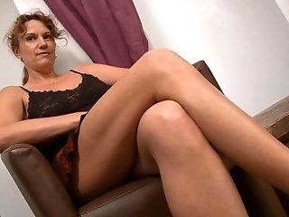 Big Tits;Anal;Amateur;Group;Mature;Double Penetration French Mommy Gets...