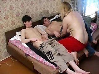 MILFs,Russian,Threesomes,Mature