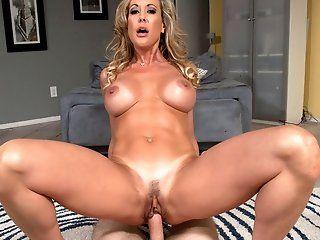 Big Tits,Blonde,Blowjob,Cumshots,Facial,Fetish,Handjobs,Mature,POV,Stockings,Shaved,Foot Fetish,Big Dick,Lingerie Brandi is so...
