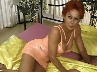 Blowjob,Facial,Grannies,Redhead,Mature,Hardcore,Oldie,Big Tits Devilishly hot...
