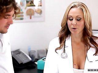 Blowjob;Group;Mature;Facials MTS - Doctor.s...
