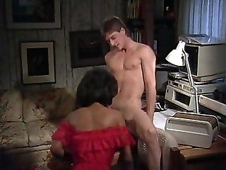 Blowjob;Cumshot;Ebony;Mature;Interracial;Vintage Sahara - Beaverly...