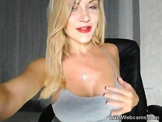 Big Tits;Mature;MILF;Masturbation;Blonde Busty blonde...