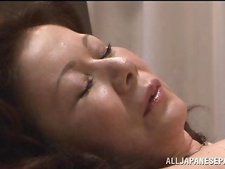 Asian,Japanese,Mature,Blowjob,Dildos/Toys,Shaved,Hardcore Chizuru Iwasaki...