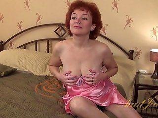 Amateur,HD,Mature,Big Tits,MILFs,Masturbation,Shaved Hot redheaded...
