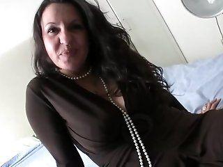 Amateur,Cumshots,Mature,MILFs,Spanish Starring: Rocio...