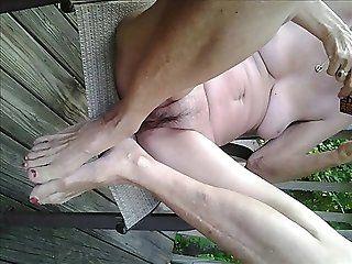 Mature sw8 foot shoe fetish
