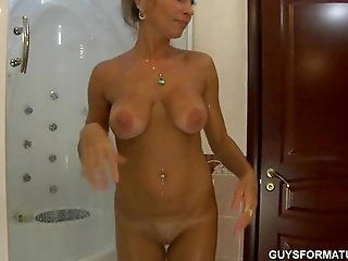 Mature;Blonde;HD RUSSIAN MATURE...