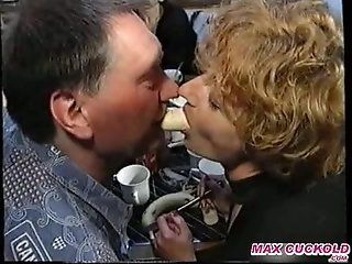 Blowjob;Amateur;Group;Mature;MILF Amateur Cuckold...