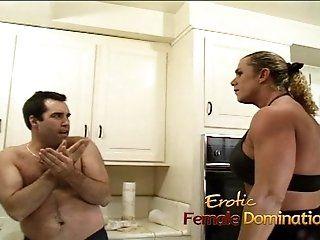 Big Tits;Mature;Fetish Angry dominatrix...