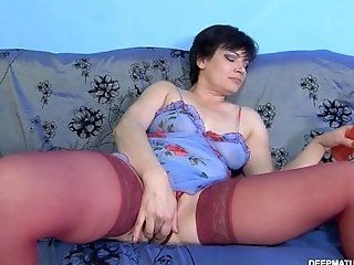 Anal;Mature;MILF;Young and Old Russian mature 120