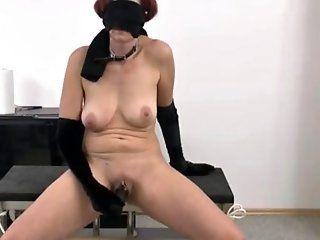 Amateur;Mature;Fetish;Masturbation;HD Slave Justine...