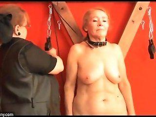 Amateur;Group;Mature;MILF;HD;Compilation Old granny slave...
