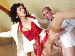 Anal;Facials;Matures;MILFs;Stockings;Slut;Wife;Young;Old;Cheating;Beautiful;Mother;Red Shoes;Red Stockings;Red Anal;Stockings Anal Stockings mature,...