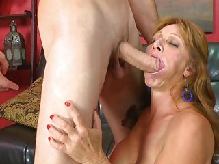 Creampie;Grannies;Matures;MILFs;Old+Young;Top Rated;Young Horny;Young YOUNG MEAT FOR...