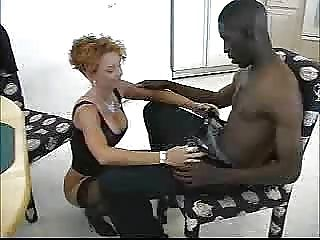 Black and Ebony;Matures;Business;Black Cock;Black Black Cock Business for Mature...