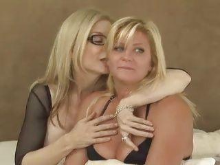 Lesbians;Matures;Mature Women;Lonely;Making Lonely Mature Women Making Out...F70