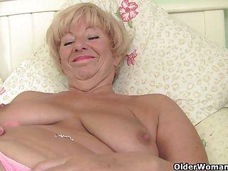 British;Grannies;Masturbation;Matures;MILFs;Granny;English;Grandma;GILF;Chubby;Old;Vibrator;Older;British Granny;Older Woman Fun 66 year old and British granny needs...