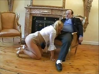 Anal;Creampie;Hairy;Matures;Old+Young;Sexy;Slut;Young;Threesome;Teacher;Couple;Gang Bang;Oral;Pussy;Three Way;Youngsters Fat uncut cock has his way with three...