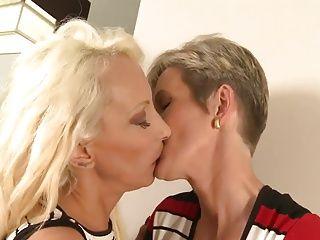 Cunnilingus;Lesbians;Matures;Small Tits;HD Videos;Fun;Mom Some moms havin fun