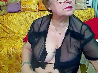 Grannies;Matures;Webcams;Old;Granny;Home;Home Made;Solo;Sexy;Real;Pussy;Big Tits Real Granny in the webcam R20