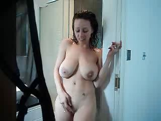 Big Boobs;Matures;MILFs;Female Choice;Kelly Hart;Campus;Camera;Cam Girl;Cam Show;Cam Sex;In the Shower;In Shower;Watching Watching Mommy in...